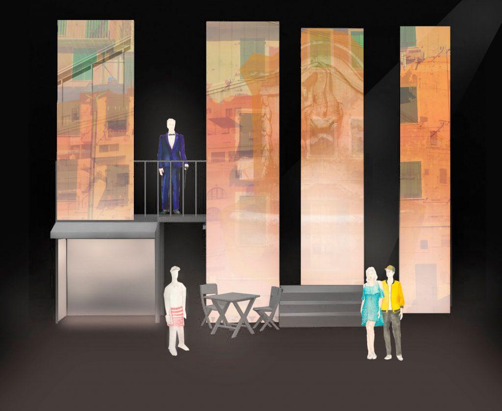 Divadlo na Orlí uvede komorní operu  Il Matrimonio segreto