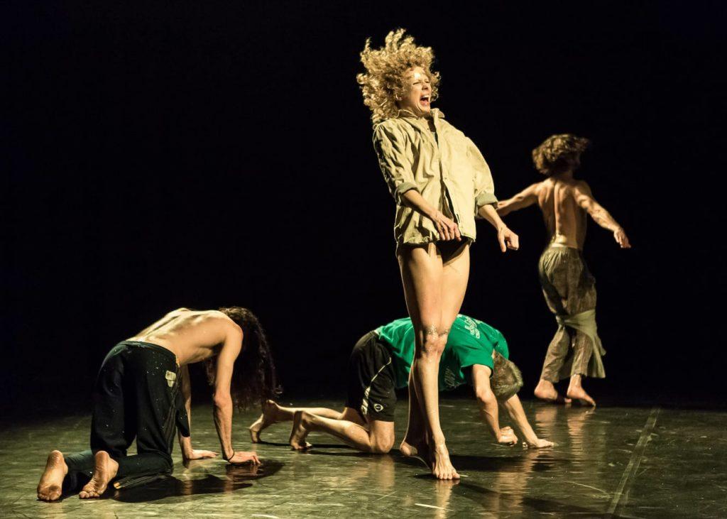 Bazaar Festival zahájí představení Grace maďarského souboru Hodworks