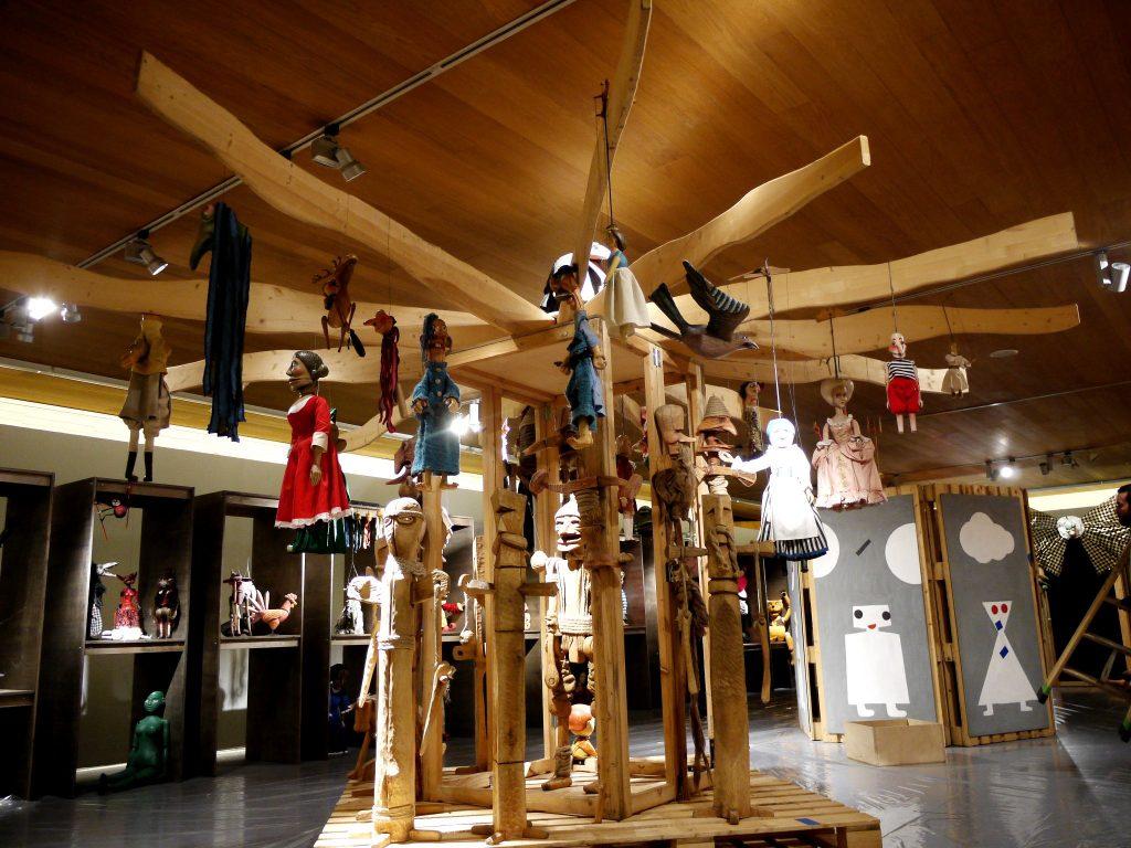 V Madridu je k vidění interaktivní výstava Divadla loutek Ostrava
