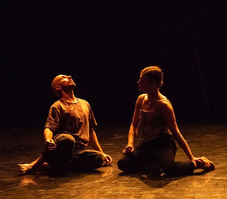DivadloPonec uvede premiéru nové inscenace souboru DOT504 s názvem Score #44