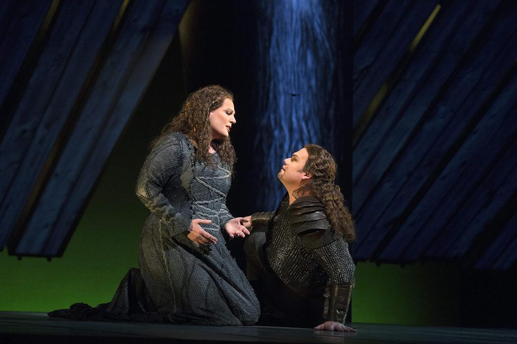 Wagnerova Valkýra v přímém přenosu z Metropolitní opery