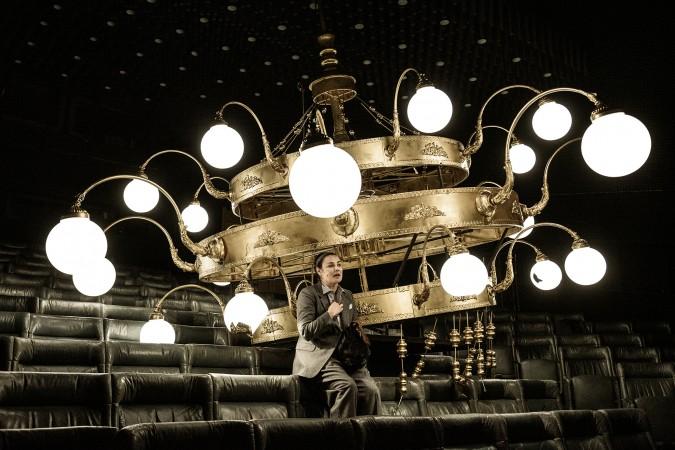 Národnídivadlovzdá inscenací Za krásu poctu divadelníku K. H. Hilarovi