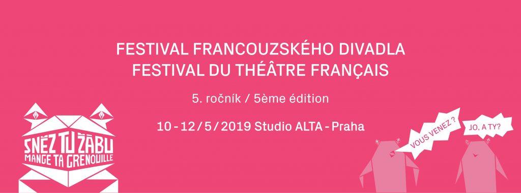 Festival Sněz tu žábu opět propojí české a francouzské divadlo