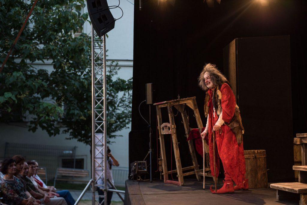Letní scéna Divadla Bolka Polívky bude kromě Brna také v Mikulově a Slavkově