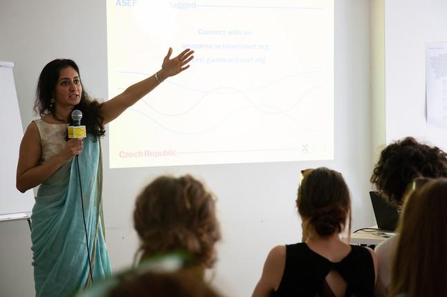 Kulturní manažeři z celého světa budou v Praze debatovat o kultuře mobility a jejích dopadech na životní prostředí