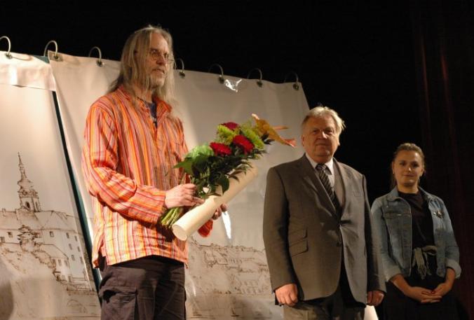 Předání Ceny Ministerstva kultury v oborech zájmových uměleckých aktivit za oblast divadla