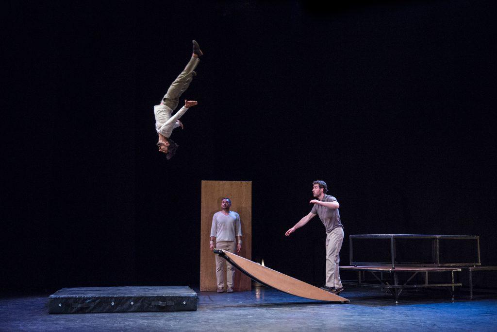 Festival KoresponDance nabídne představení spojující současný tanec, akrobacii a nový cirkus