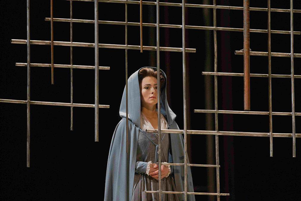 Dialogy karmelitek, vrchol francouzské opery, už tuto sobotu živě z Metropolitní opery