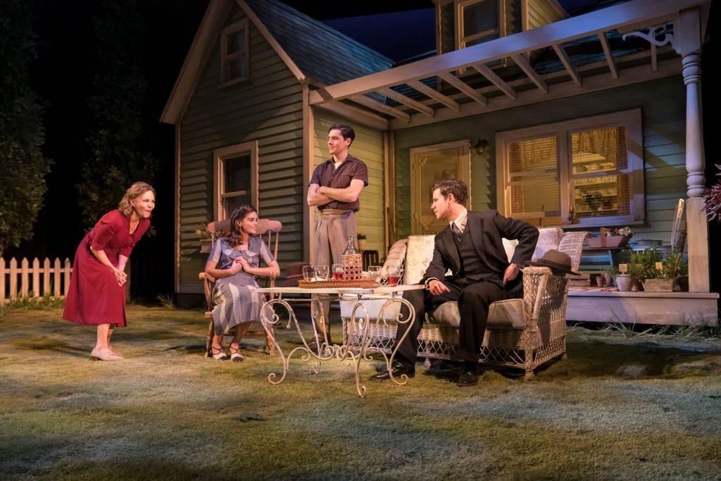 Drama Arthura Millera Všichni moji synové v přímém přenosu NT Live