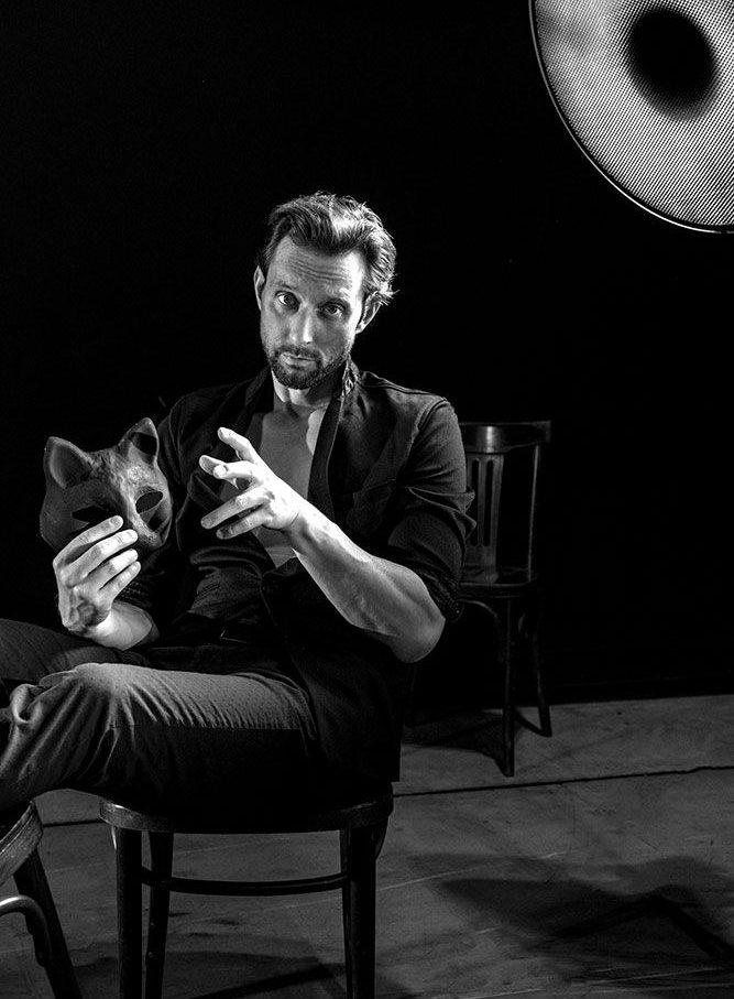 PANTHERA: novou hudebně-taneční inscenaci 420people inspirovala slavná kniha Sapiens