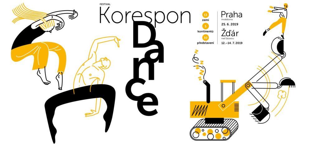 Ve Žďáru nad Sázavou se bude konat již posedmé festival KoresponDance