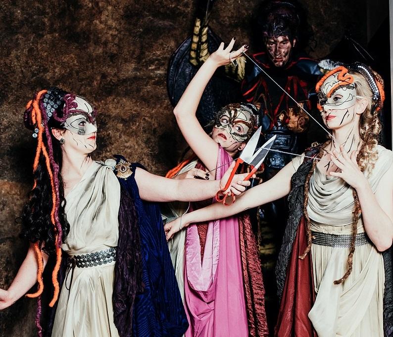 Orchestr Musica Florea a taneční soubor Hartig Ensemble uvedou melodram Kirké