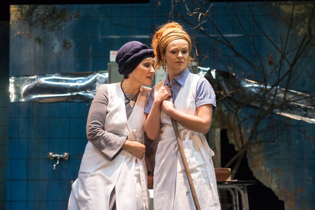 Izraelská dramatička Hadar Galron přijede do Zlína na inscenaci její hry Mikve