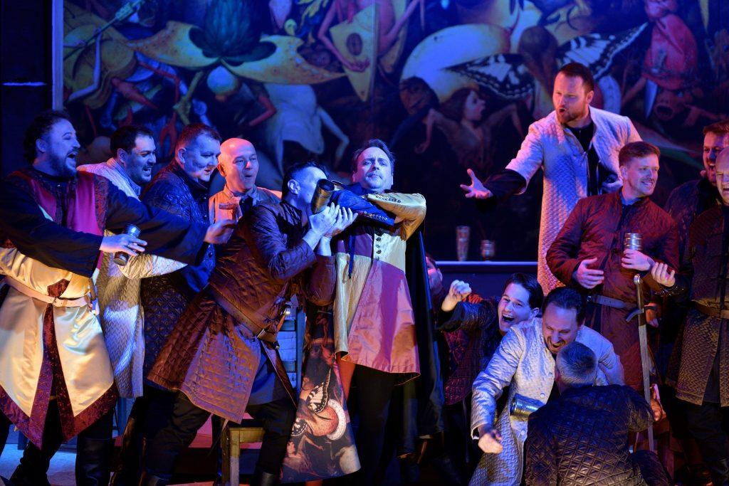NDM v Ostravě prvně uvádí velkou francouzskou operu Robert ďábel