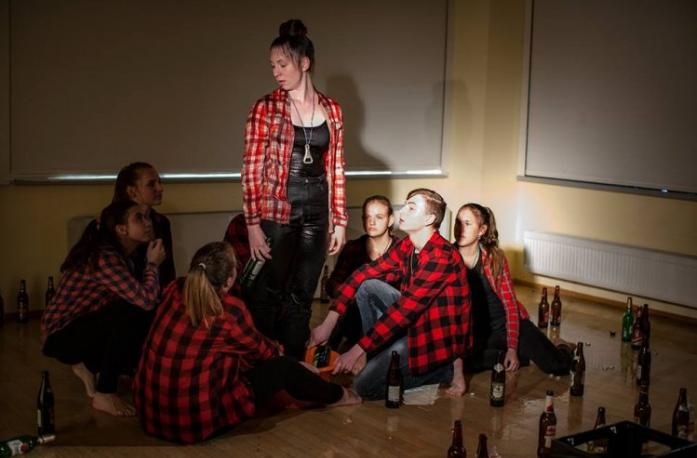 Přehlídka studentských divadelních souborů Mladá scéna v Ústí nad Orlicí