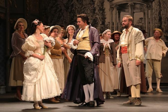 Opera Don Giovanni se vrací na jeviště Stavovského divadla