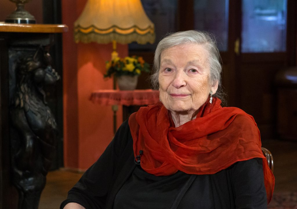 Zemřela Eva Kröschlová