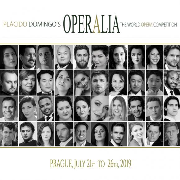 Světová soutěž Operalia Plácida Dominga poprvé v Praze