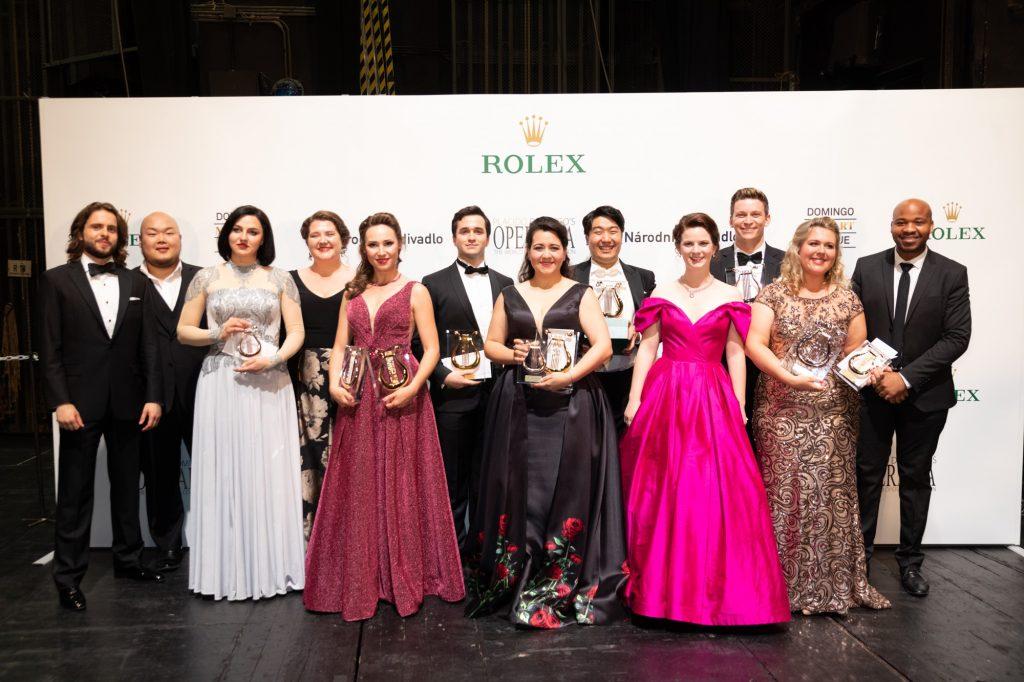 V soutěži pro mladé operní pěvce Operalia zvítězili Adriana Gonzalezová a Xabier Anduaga