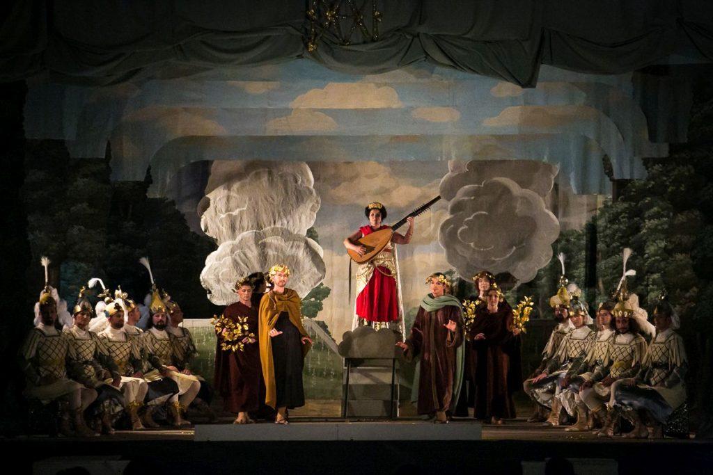 Vivaldiho barokní opera na námět z české mytologie ožije v létě v Praze