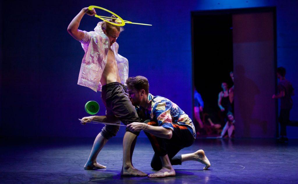 Mladá cirkusová krev v červenci vystoupí v jediném představení v DOX+