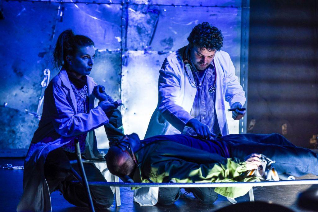 Divadlo Tramtarie Olomouc uvedlo v uplynulé sezoně čtyři premiéry
