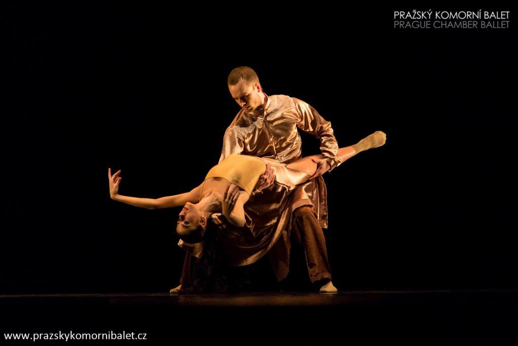 Pražský komorní balet připravuje na závěr července dvě mimořádná vystoupení