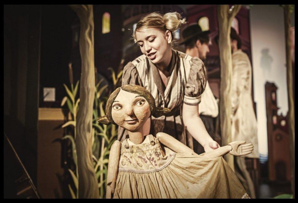 Festival Spectaculo Interesse navštíví loutkáři ze čtrnácti zemí světa
