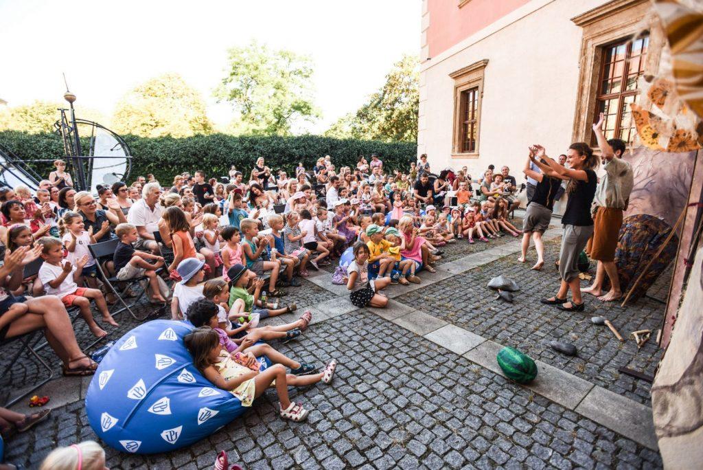 """Startuje festival Olomoucké """"nejen"""" shakespearovské léto"""