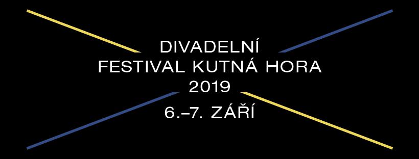 Pátý ročník Divadelního Festivalu Kutná Hora proběhne 6. a 7. září