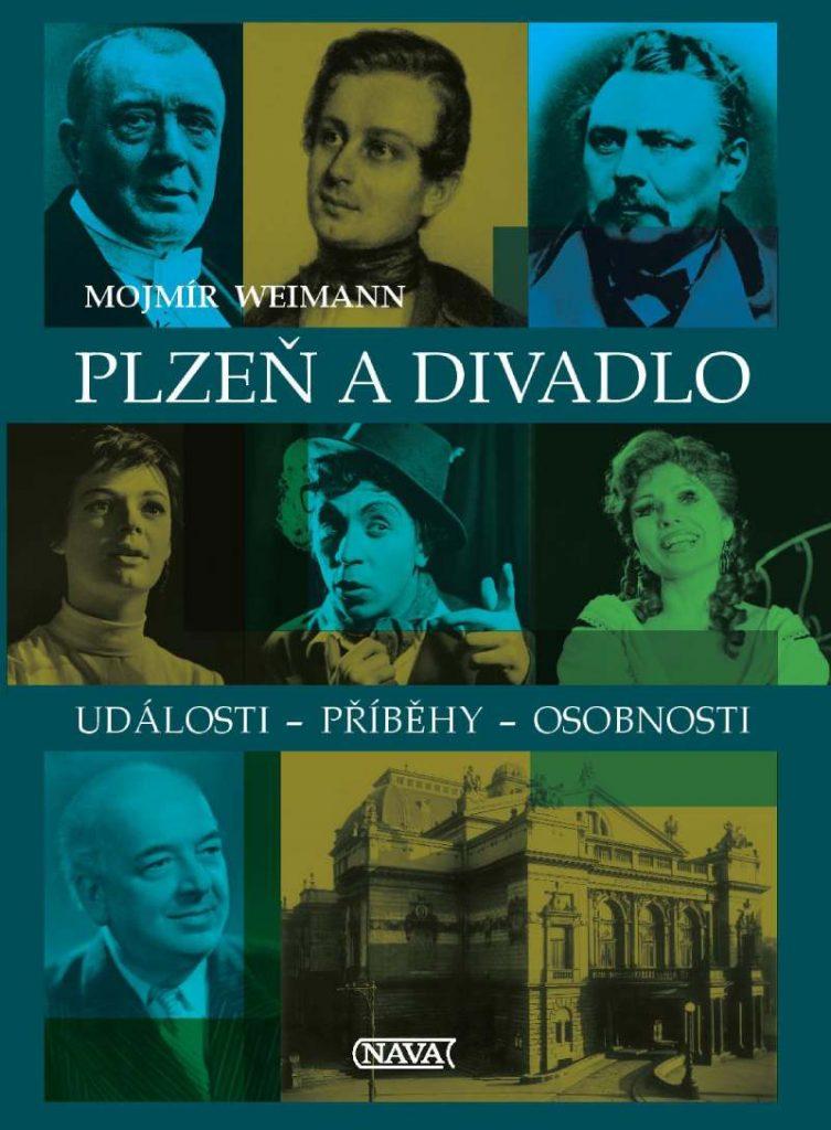 Vyšla publikace Plzeň a divadlo