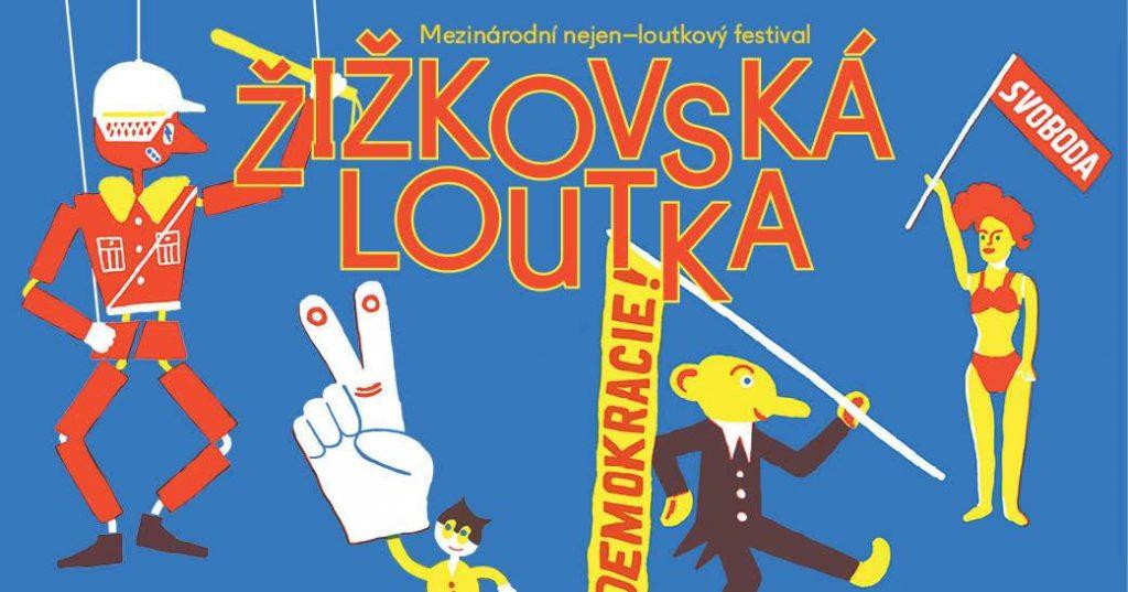 V září proběhne čtvrtý ročníkfestivalu Žižkovská loutka