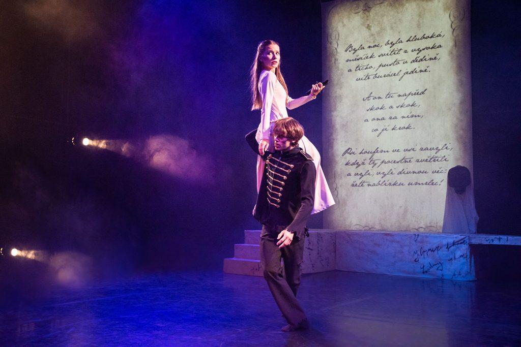 Taneční Kytice na Malé scéně Divadla J. K. Tyla zaujme děti i dospělé