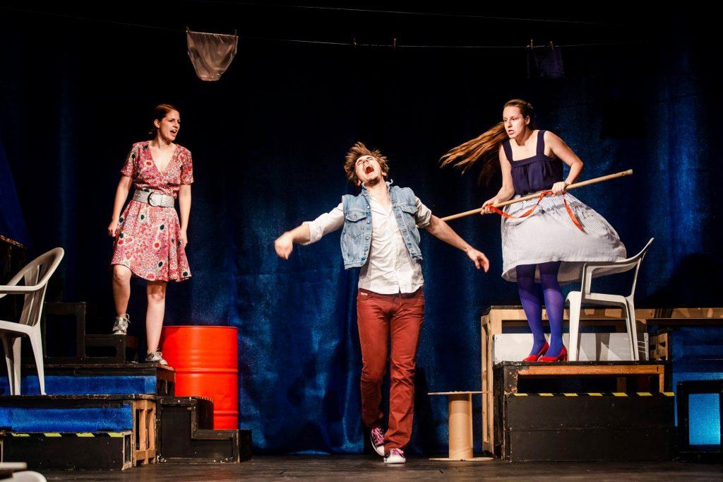 Studenti JAMU nabídnou slavnou komedii Poprask na laguně