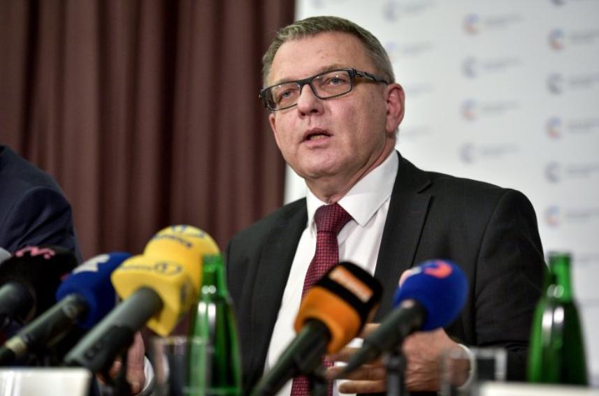 Ministr kultury Lubomír Zaorálek jednal o navýšení rozpočtu na živé umění