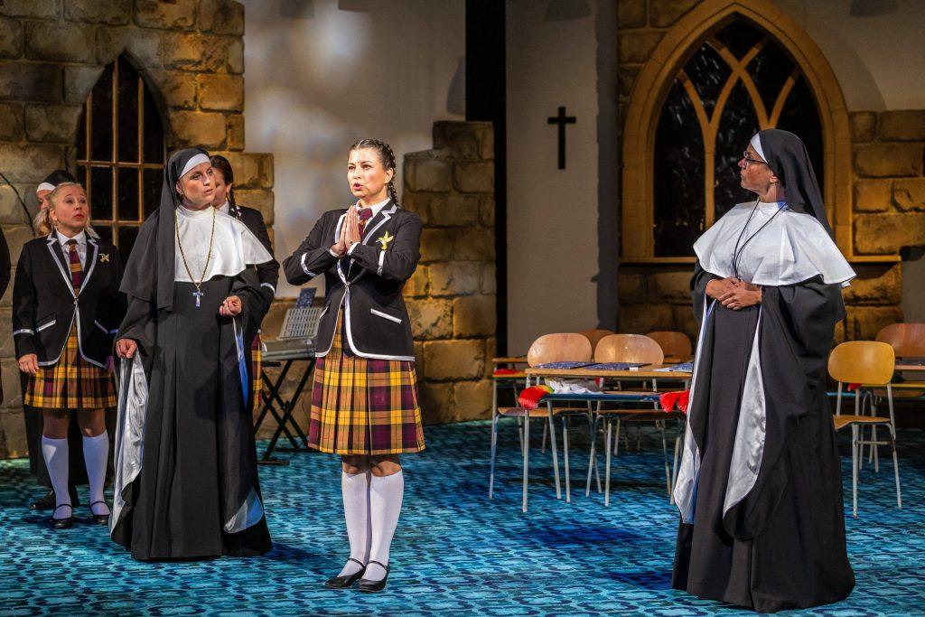 Na jeviště Moravského divadla Olomouc se vrací opereta Mamzelle Nitouche