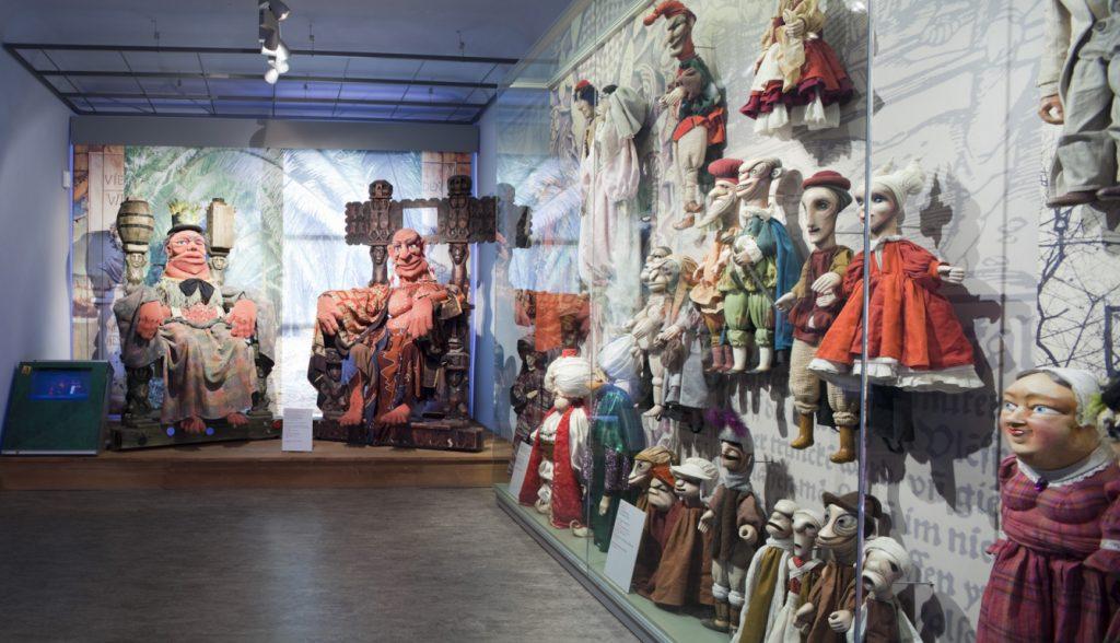 Plzeňské Muzeum loutek slaví deset let od svého vzniku