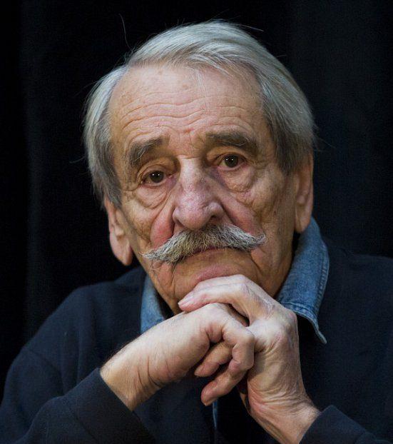 Ve věku 88 let zemřel člen Divadla Járy Cimrmana Jaroslav Weigel