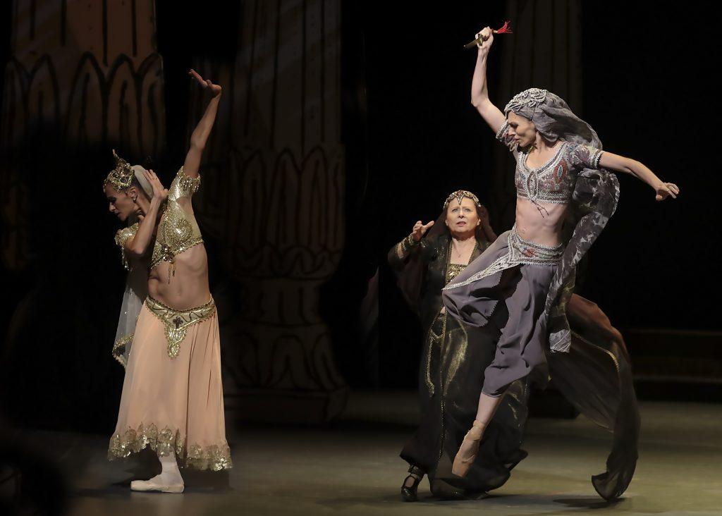 Národní divadlo Brno uvede v obnovené premiéře balet Bajadéra
