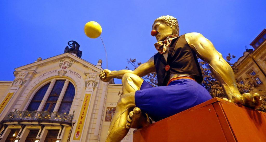 Východočeské divadlo uveřejnilo program 20. ročníku GRAND Festivalu smíchu