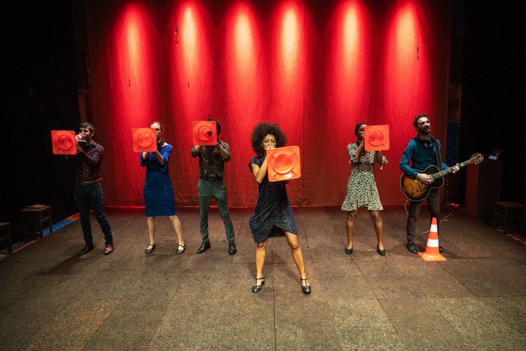 Mezinárodní festival dokumentárního divadla – AKCENT 2019
