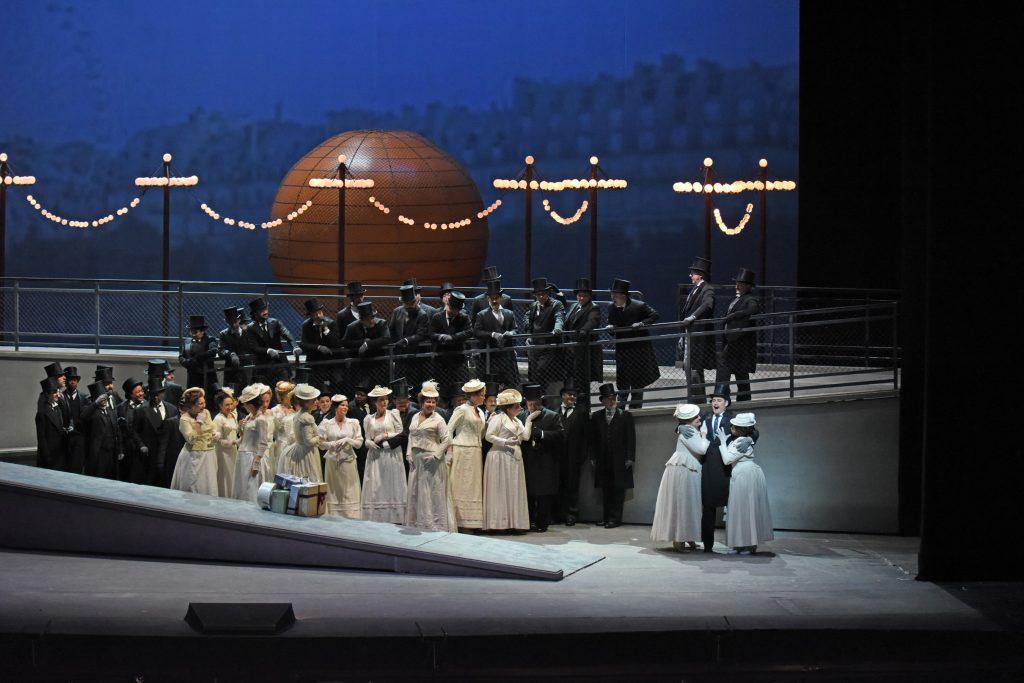Manon z Metropolitní opery je oslavou ženského sopránu