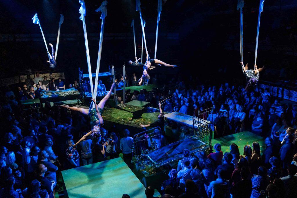 Shakespearův Sen čarovné noci v přímém přenosu NT Live