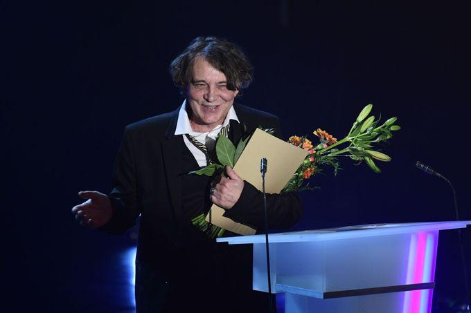 Janu Nebeskému byla udělena Cena Ministerstva kultury za přínos v oblasti divadla