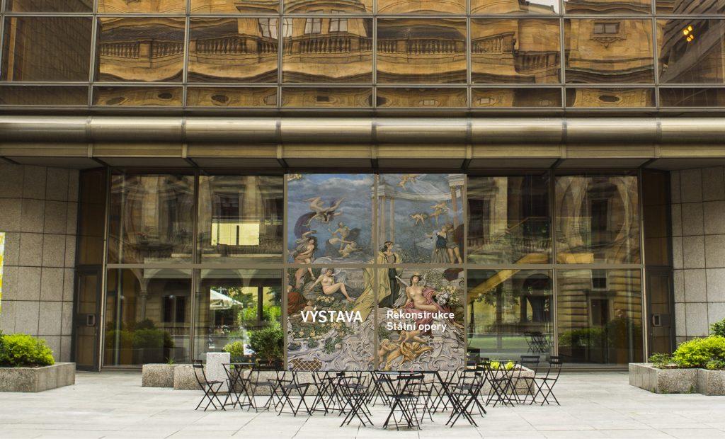 Pozvánka na výstavu: Rekonstrukce Státní opery