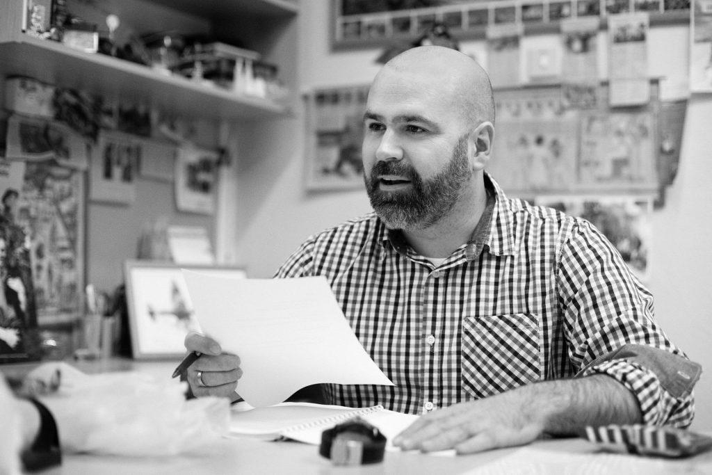 Michal Zetel skončí v srpnu ve funkci ředitele Slováckého divadla