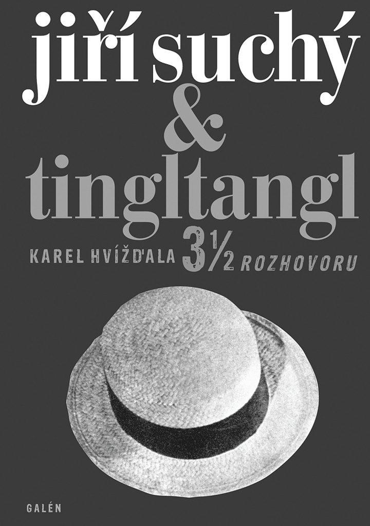Vychází kniha Jiří Suchý & tingltangl