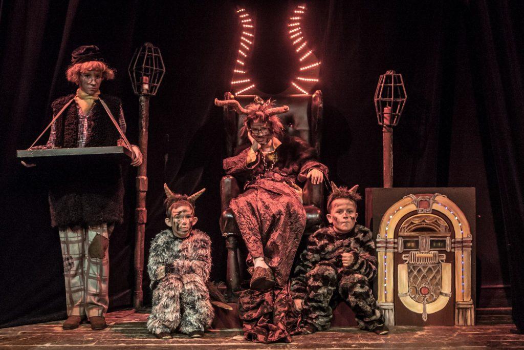Pardubické Divadelní studio LAIK uvede premiéru pohádky Čertův švagr