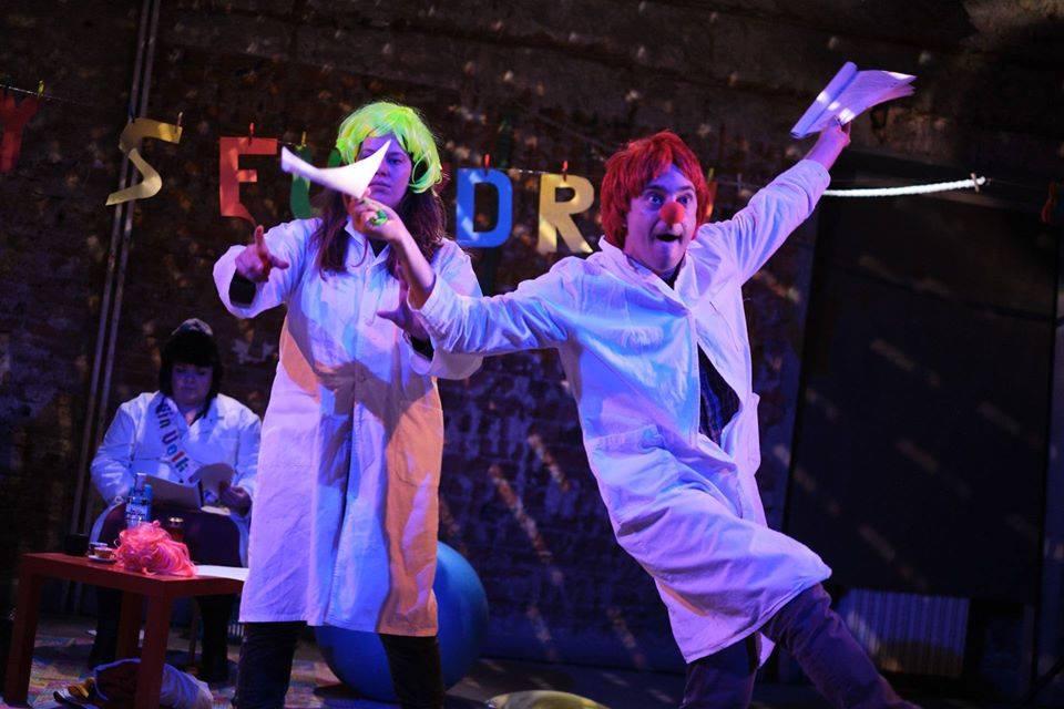 Divadlo Letí ukončí po patnácti letech cyklus scénických skic 8@8