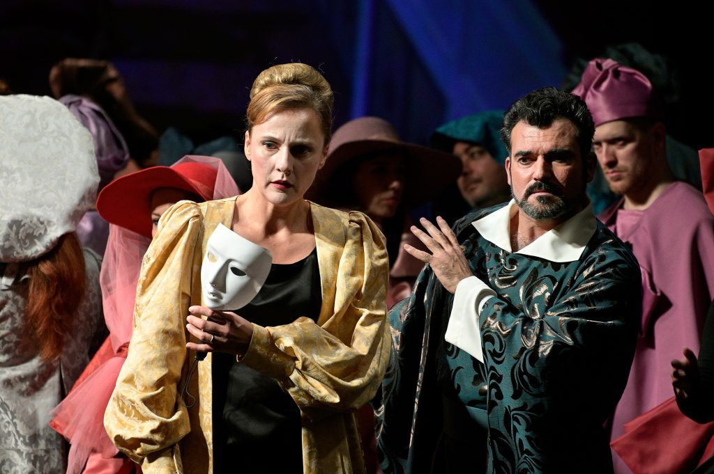 Národní divadlo moravskoslezské uvede Verdiho operu Maškarní ples